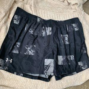 NWT Under Armour men 3XL XXL HeatGear shorts